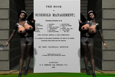 1861 The book of household management by arrog