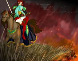 Fall of Renais by angelgirl5132
