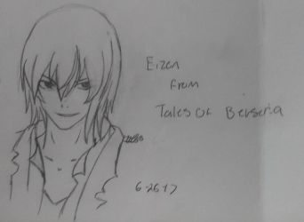 Eizen from TOB by EmpatheticMortalAnge