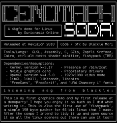 Cenotaph for Soda nfo file by Blacklemon67