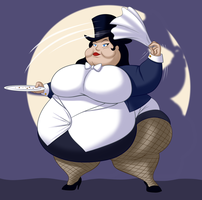 Zatanna: Disappearing Act by TubbyToon