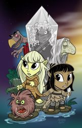 The Dark Crystal by toonbaboon