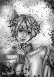 Xiao Sketch (Art Prize) by LacrimareObscura