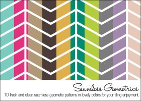 Seamless Geometrics 5 by drgirlfriend