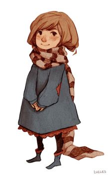 Scarf by lulles