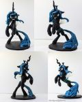 Queen Chrysalis - BronyCon 14 by dustysculptures