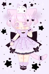 Parfumimi - Draw To Adopt Submission by StarryStellary
