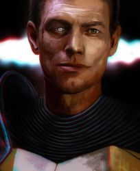 Zaeed by postcardsandroses