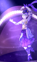FNAF: Sister Location Ballora *Save Me a Dance* by Auraeyes
