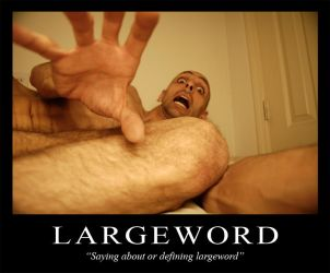 Largeword by Morfland