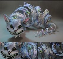 Cheshire Cat by creaturesfromel