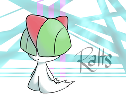 Ralts baby