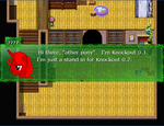 Knockout's standin - RPG Screenshot by Pharaoh-Yami