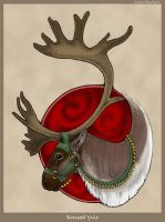 Yule Card by mirroreyesserval