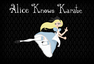 Alice Knows Karate WIP