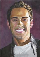 Zachary Levi by vacker07
