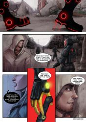 Dead Eye Syndrome: Pag 6 by AbsolumTerror