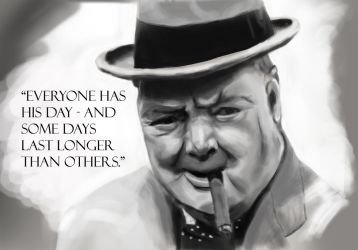 Churchill by viperoni