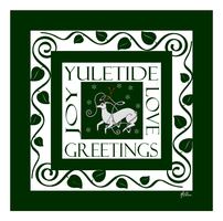 Yuletide Greetings by The-Pagan-Gallery