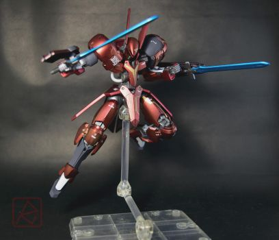 1/144 HGIBO GRIMGERDE VALKYRIE by AndrewMS