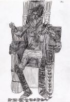 Dark Prince : Prince of Persia Two Throne by LOrdalie