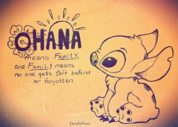 Ohana by luvdrawing2