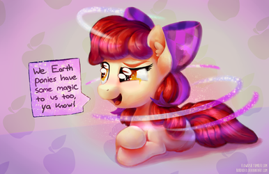 I Have Magic too, You Know by Bobdude0
