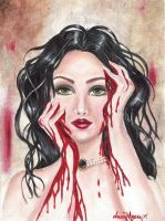 The Blood Countess by Haunted1