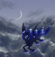 Goodnight, moon by Zaphy1415926
