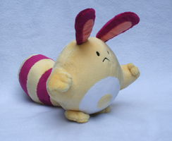Shiny Sentret plush