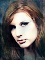 delain painting by perlaque