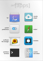 Eary Icons - Apps V.1 by rhoconlinux