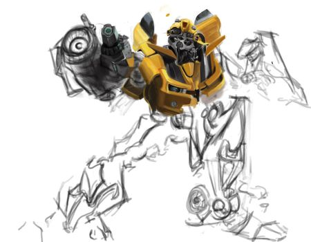 TrAnSfoRmeRs Wip by cyrielkiller