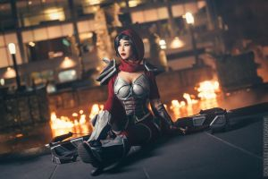 Demon Hunter (Valla) [Diablo3/Heroes of the Storm by QTxPie