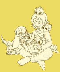 [comm] Storytime by xuza