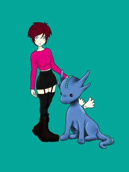 My Pet -complete- by x-Eilidh-x