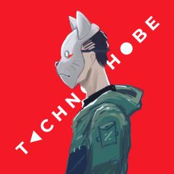 TECHNOPHOBE RED by rougecrown