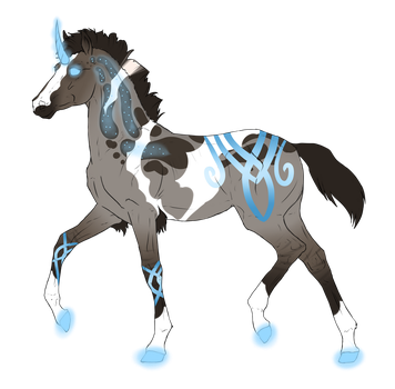 N2420 - Padro Foal Design (twin1) by fujoshiprincess