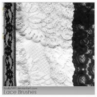 Lace Brushes by Scully7491