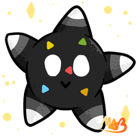 Shiny Minior Gif! (Has Speedpaint!)