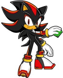 SA - Shadow The Hedgehog by BloomPhantom