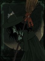 01 of 31 Witch by skelly-jelly