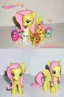 Show Accurate Fluttershy by TwilightHeartCosplay