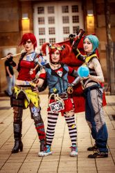 BADASSES! (Borderlands 2) by NA0I