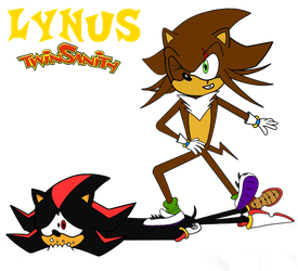Lynus TwinSanity by Lynus-the-Porcupine
