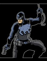 New 52 Blue Beetle by Gaston25