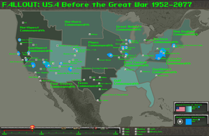 Fallout Usa Before The Great War By Deusix