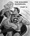 BIZARRO SUPERGIRL PART 2 by MajorO