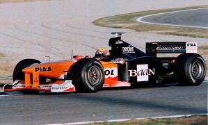Tom Coronel (Spain Test 1999) by F1-history