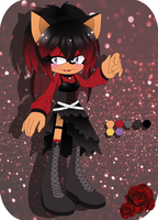 #22 AUCTION ADOPT [CLOSED] (Female Sonic OC) by Star-Kaito